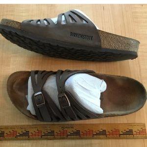 Birkenstock brown Granada Sandals 40